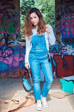 Overalls with MCM