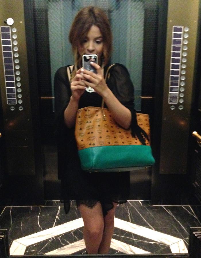 MCM elevator