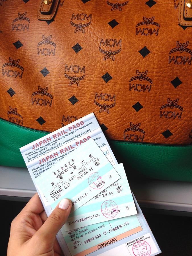 MCM ticket