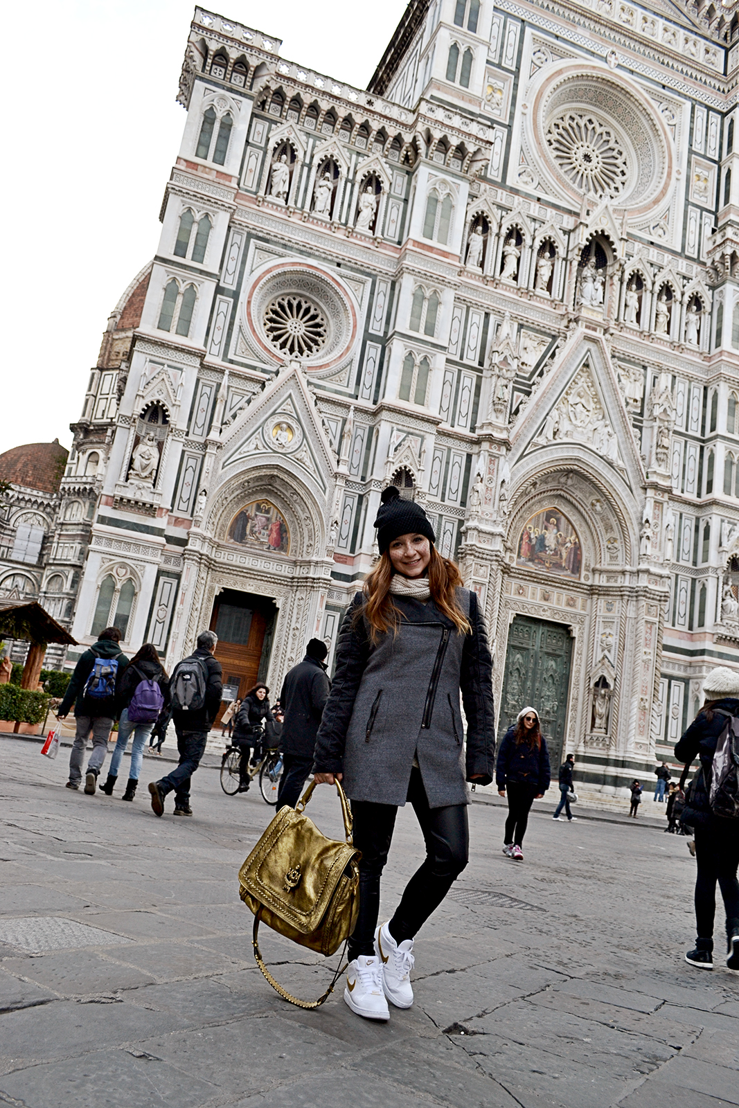 Florence my love.. with MCM