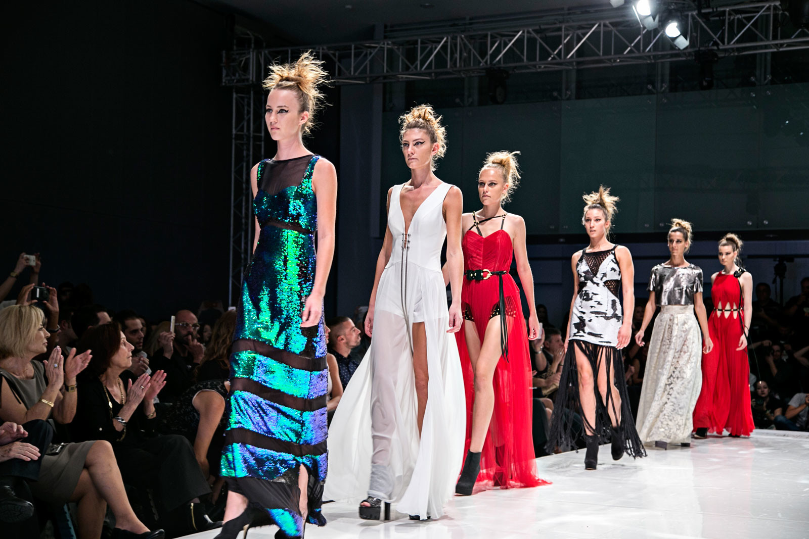 AXDW 2015: Tassos Mitropoulos Fashion Has It..